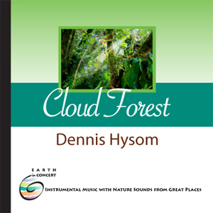 cloud forest CD image